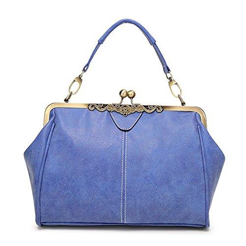 Eysee, Borsa tote donna Sapphire Blue
