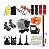 Outdoor 30-in-1sport Diving surfing accessori kit set per GoPro Hero 5/4sessione