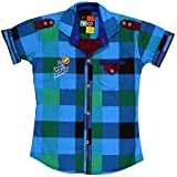 POGO Boys' Cotton Shirt (POGO11 _ 2-3 Ye...