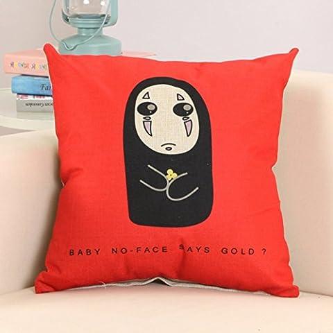 cuscino auto personalizzata/copertura del cuscino pacchetto di decorazioni per la casa morbido/Comodino contenente cuscino nucleo-C 45x45cm(18x18inch)VersionB
