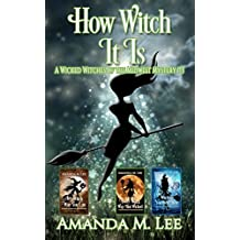 How Witch It Is: Wicked Witches of the Midwest Books 1-3 (Wicked Witches of the Midwest Box-Set Book 1) (English Edition)