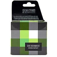 SIR Richards Classic Gerippte Kondome–Pack von 3Kondome preisvergleich bei billige-tabletten.eu