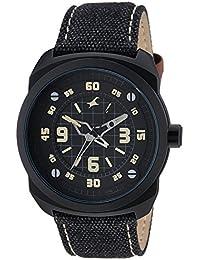 Fastrack OTS Explorer Analog Black Dial Men's Watch -NK9463AL08
