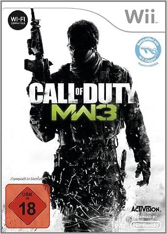 Call of Duty: Modern Warfare 3 (Mw3 Wii)