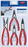 KNIPEX 00 20 03 V02 Sicherungsringzangen-Set