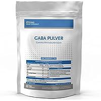 GABA (150g 100% Ohne Zusätze) 50 Portionen! • Reine Gamma Amino Buttersäure Pulver  HGH - Wachstumshormon-Ausschüttung... preisvergleich bei fajdalomcsillapitas.eu