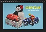 Kinderträume - Womit wir früher spielten (Tischkalender 2019 DIN A5 quer): Beliebtes Spielzeug aus den 50er und 60er Jahren (Monatskalender, 14 Seiten ) (CALVENDO Hobbys)