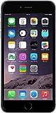 """Apple iPhone 6 Plus 64Gb - Smartphone, Display 5.5"""" Full HD, Connettività 4G, Memoria Interna 64 Gb, Fotocamera 8Mpx, iOS 8, Grigio - (Ricondizionato Certificato) [include spina europea]"""