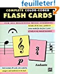 89 Color-Coded Flash Cards --- Piano...