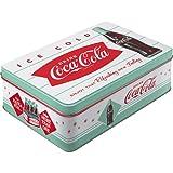 Nostalgic-Art Coca-Cola Diner - bote de almacenamiento plana