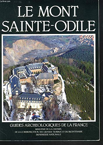 Le Mont-Sainte-Odile : Bas-Rhin par François Pétry