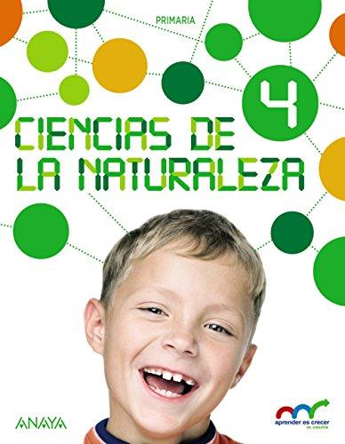 Ciencias de la Naturaleza 4. (Con Natural Science 4 In focus.) (Aprender es crecer en conexión) - 9788467879056