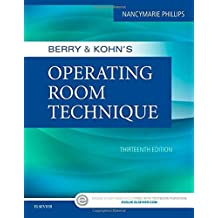 Berry & Kohn's Operating Room Technique, 13e
