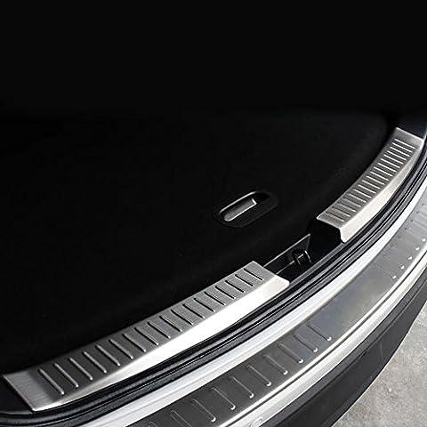 Passo Trunk Lip posteriore del pannello di avvio Guarnire Protectionr copertura Guardpour per Mazda CX-5 CX5 2012-2014 - Pannello Guarnire