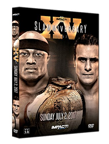 Official TNA Impact Wrestling - Slammiversary 2017 Event DVD