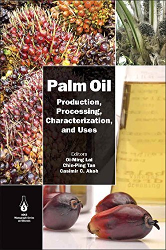 Palm Oil: Production, Processing, Characterization, and Uses (Aocs Monograph Series on Oilseeds) (2012-04-26)