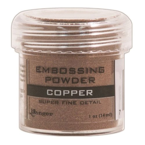 Ranger Sf Copper -Embossing Powder, Acrylic, Multicolour