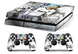 Skin PS4 HD CRISTIANO RONALDO REAL MADRID - limited edition DECAL COVER Schutzhüllen Faceplates playstation 4 SONY BUNDLE