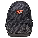 Superdry Dot Montana Hombre Backpack Negro