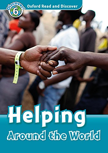 Oxford Read and Discover 6 Helping Around the World MP3 Pack