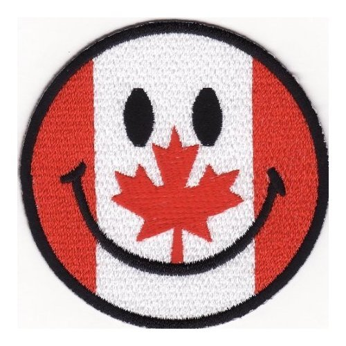 aufnaher-smile-happy-smiley-face-flag-of-canada-iron-on-patch-logo-su001-for-dry-clothing-veste-t-sh