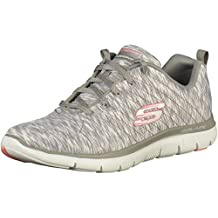 Skechers Flex Appeal 2.0-Reflection, Zapatillas Para Mujer