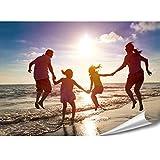 Ihr eigenes Foto als XXL Poster drucken lassen | 100cm x 700cm | erstellen Sie eigene Urlaubs, Familien oder Hochzeits-Bilder, direkt auf Amazon konfigurieren | Premium Druck-Qualität 200g Fotopapier