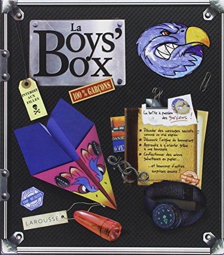 La Boys' Box: La boîte à passion des garçons par Michèle Lecreux