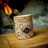 Generic Magic Marauders Map Harry Potter Fan Mug Funny Cup For Friends Color Heat Change