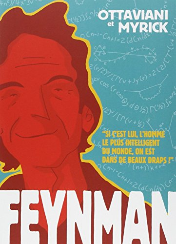 Feynman por Jim Ottaviani