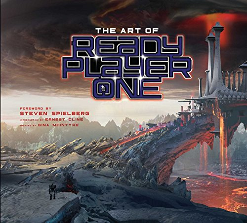 The Art of Ready Player One por Insight Editions