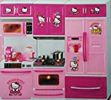 #10: Kitchen Set Kids Luxury Battery Operated Kitchen Set Toy With Light And Sound