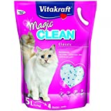 Vitakraft - Arena Magic Clean para gatos (5 litros/Variado)