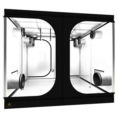 SECRET JARDIN - DARK ROOM II - 240x240x200 cm