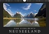 Eine Reise durch Neuseeland (Wandkalender 2019 DIN A4 quer): Entdecken Sie Neuseeland aus verschiedenen Perspektiven. (Monatskalender, 14 Seiten ) (CALVENDO Natur)