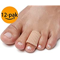 NatraCure Gel Fingerschutz & Zehenschutz Schlauchbandage im 12er Set – Finger & Zehen Druckschutz Fingerbandage... preisvergleich bei billige-tabletten.eu