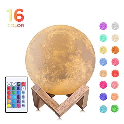 Huizheng Heißer verkauf riesigen aufblasbaren mond planeten ball outdoor party konzert dekorative aufblasbare led licht mond ballon 16 farbe 20 cm