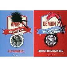 Coffret ange ou démon Clara Morgane