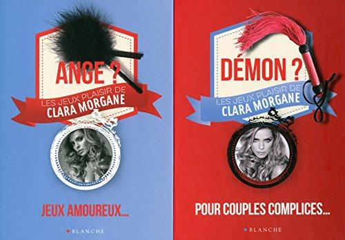 Coffret anges ou dmons Clara Morgane