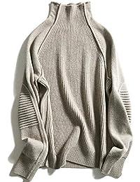 031cb295cab92 L automne et l hiver des Femmes Nouveau Mode Pull col Haut en Cachemire