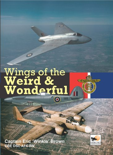 Wings of the Weird and Wonderful (Consign) por Captain Eric Brown