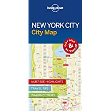 New York City Map (Travel Guide)