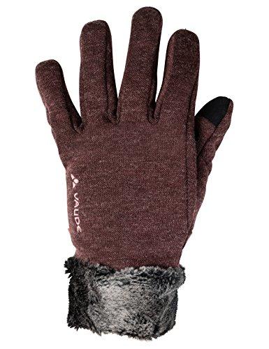 Vaude Damen Tinshan Gloves II Handschuhe, Berry, 8