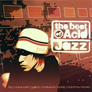 The Best of Acid Jazz
