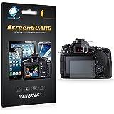 3 x Membrane Canon EOS 80D Film de Protection écran Screen Protector - Ultra clair