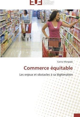 Commerce équitable par Carina Morgado