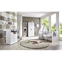 Babyzimmer möbel weiß  Suchergebnis auf Amazon.de für: babyzimmer möbel