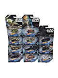 Hot Wheels Star Wars Rogue One Character Cars in 1:64 11 ´ er Set DXN83-999D