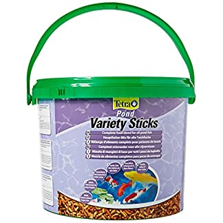 Tetra Pond Variety Sticks Tetra Pond Variety Sticks 51u9vAbzP2L