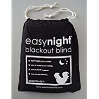 easynight portable travel blackout blind new improved (Large)